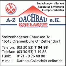 Dachbau Gollasch